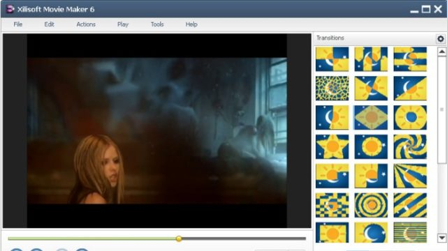 Xilisoft Movie Maker for Windows 10 Screenshot 1
