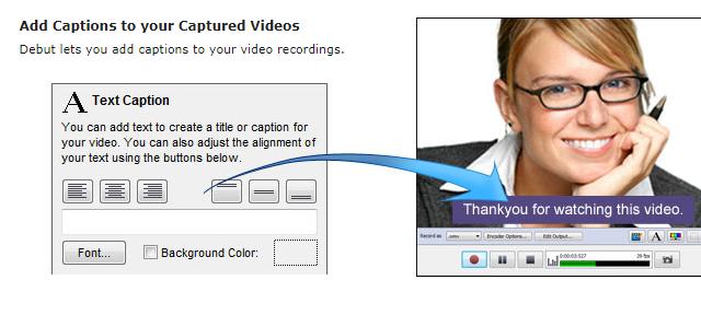 Debut Video Capture for Windows 10 Screenshot 2