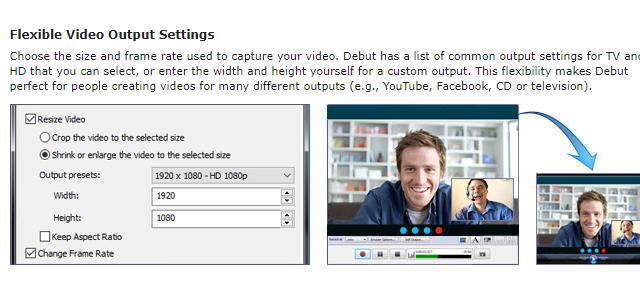 Debut Video Capture for Windows 10 Screenshot 3