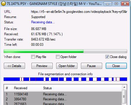Download Accelerator Manager (DAM) for Windows 10 Screenshot 2