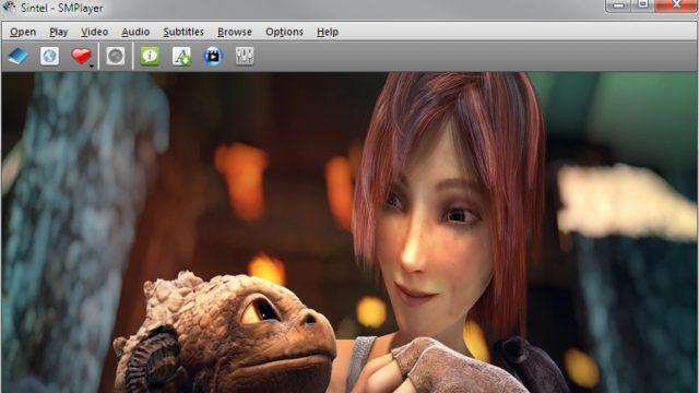 MPlayer for Windows 10 Screenshot 1