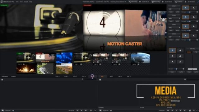 MotionCaster for Windows 10 Screenshot 1