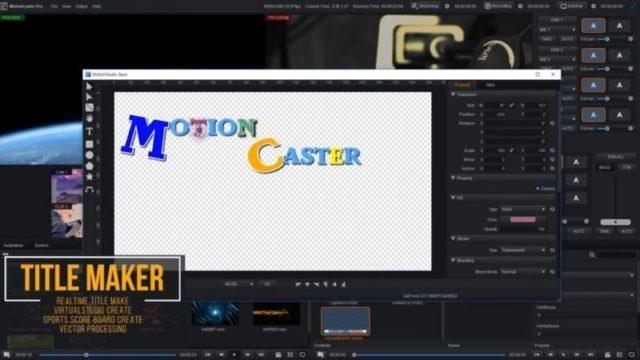 MotionCaster for Windows 10 Screenshot 3