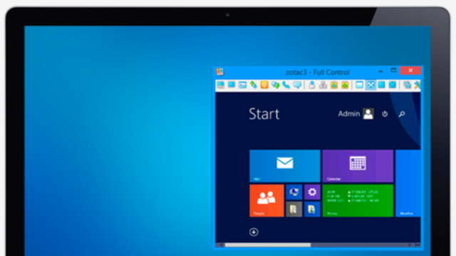 Radmin for Windows 10 Screenshot 1