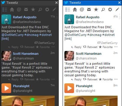 Tweetz Desktop for Windows 10 Screenshot 2