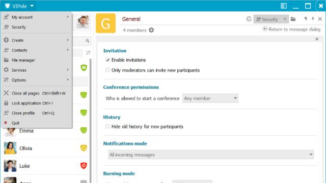 VIPole for Windows 10 Screenshot 2
