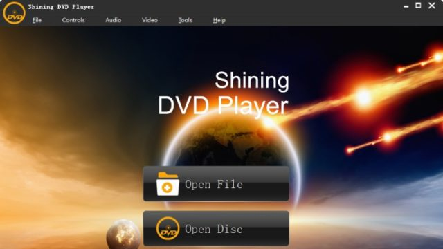 Shining DVD Player for Windows 10 Screenshot 2