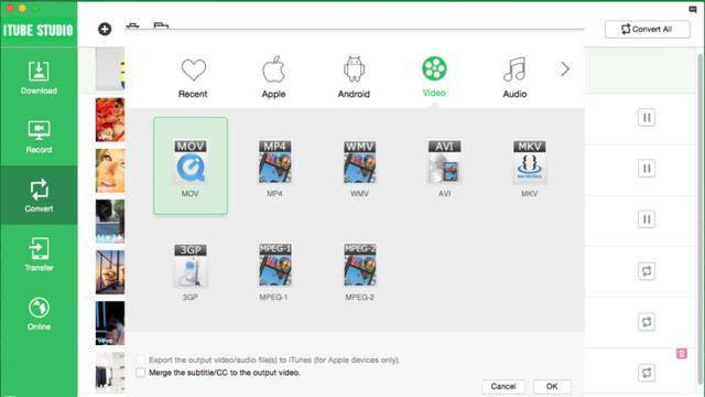 iTube HD Video Downloader for Windows 10 Screenshot 3