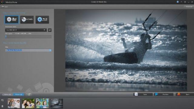 CyberLink MediaShow for Windows 10 Screenshot 2