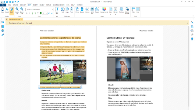 Avanquest eXpert PDF for Windows 10 Screenshot 1