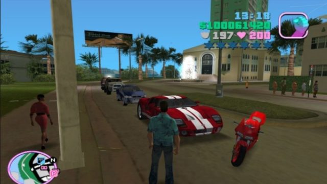 Grand Theft Auto (GTA) Vice City for Windows 10 Screenshot 2