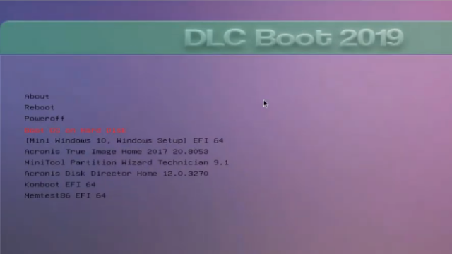 Download DLC Boot 32, 64 bit for Windows 10, 11 PC. Free