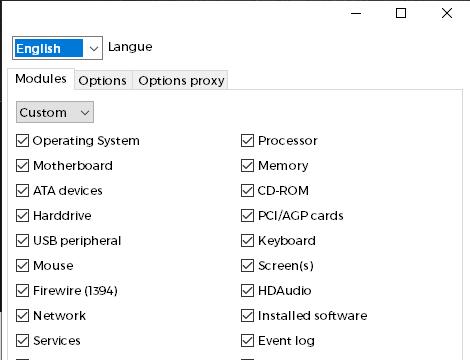 DriversCloud for Windows 10 Screenshot 2