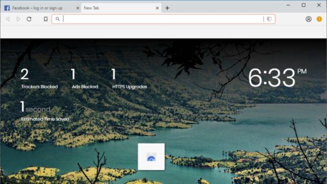 Maiar Browser for Windows 10 Screenshot 1