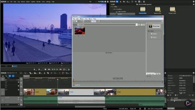 proDAD VitaScene for Windows 10 Screenshot 2