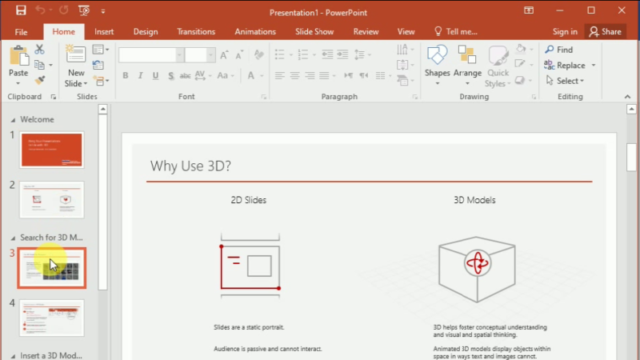 Microsoft Office 2016 for Windows 10 Screenshot 2