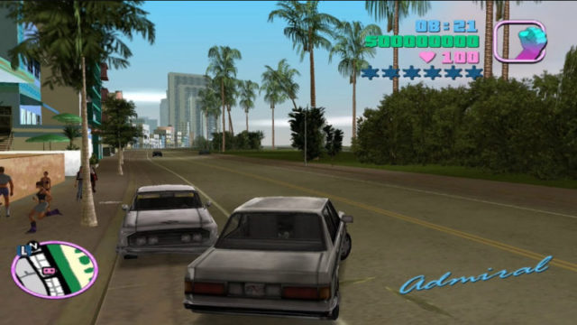 Grand Theft Auto (GTA) Vice City for Windows 10 Screenshot 1
