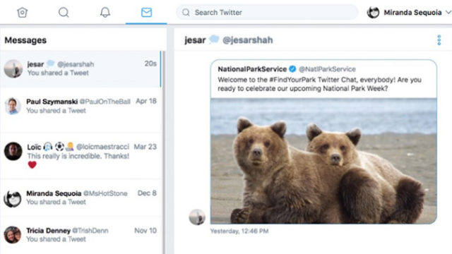 Twitter App for Windows 10 Screenshot 2